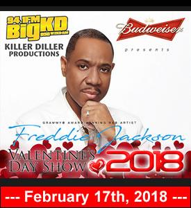 2018 Valentine's Blues Show