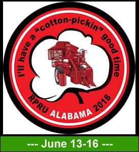 RED POWER ROUND UP 2018  JUNE 13-16, 2018