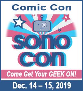 SonoCon DECEMBER 14-15, 2019